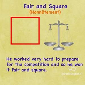 Expression: Fair and Square
